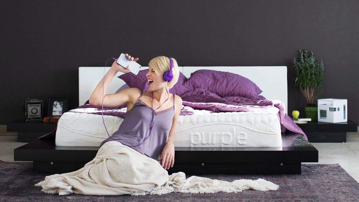 {purplemattress}